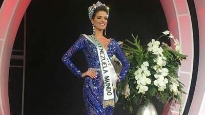 Reina de belleza le gana batalla al Miss Venezuela y representará al país en el Miss Mundo