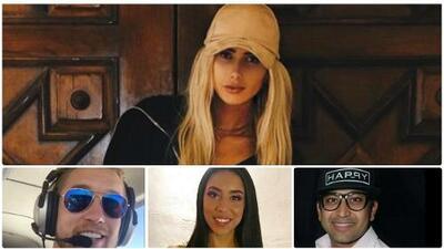 Tres 'influencers' mueren tras sufrir un accidente aéreo en Arizona