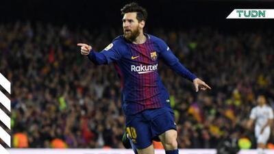 Messi supera al Madrid, a la Juve y al PSG en goles de tiro libre