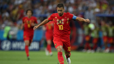 """DT de Bélgica: """"Eden Hazard puede liderar cualquier proyecto"""""""