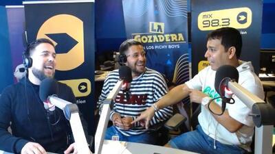 Tito El Bambino revela cómo se originó su nueva canción 'Pega pega'
