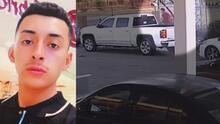 """""""Quiero que lo agarren"""": madre de joven asesinado en Garland pide ayuda para encontrar al sospechoso"""