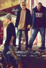 Justin Bieber, de romance con Hailey Baldwin