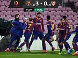 Barcelona remonta al Sevilla y pasa a la Final de la Copa del Rey