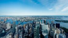 A Nueva York le espera una tarde cálida y con cielo mayormente soleado este martes