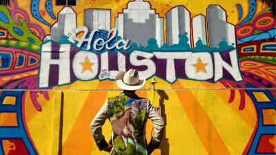 Convierte el grafiti en obras de arte plasmadas en las calles de Houston
