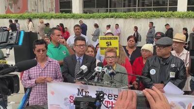 """""""Debemos tomar esta amenaza muy seriamente"""": advierten grupos proinmigrantes ante amenazas de deportación"""
