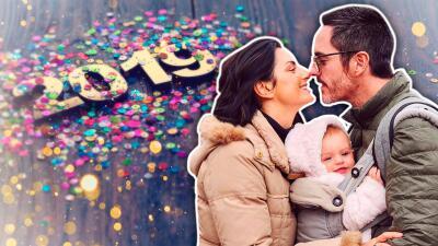 Aislinn Derbez y Mauricio Ochmann tienen 5 deseos para este 2019