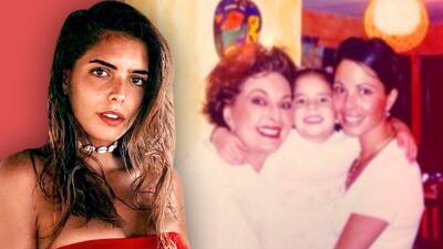 """""""Gracias por enseñarme a ser fuerte"""": María Levy le envió un emotivo mensaje a Talina Fernández"""