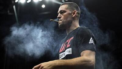 Nate Diaz regresa al MMA después de tres años inactivo