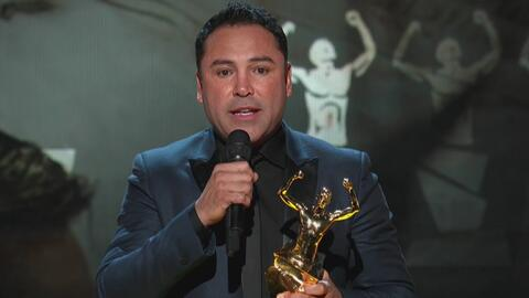 Los Premios Univision Deportes vivieron una noche mágica con grandes ganadores