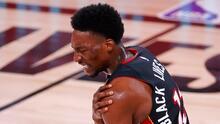 """Adebayo y Dragic en """"veremos"""" para el Juego 2 ante Lakers"""