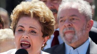 ¿Qué pasa ahora con Dilma Rousseff?