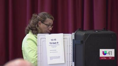 """""""Los latinos se quieren mirar reflejados en el proceso político"""", la razón detrás del impulso electoral de los latinos en Austin"""