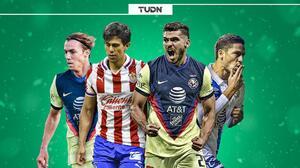 Los mejores goleadores mexicanos del torneo avanzaron de fase