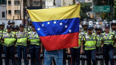 Detenciones y tensión en Venezuela horas antes de la 'toma de Caracas'