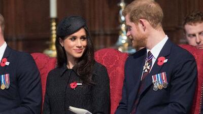 Máxima seguridad en Londres a pocos días de la boda del príncipe Harry y Meghan Markle