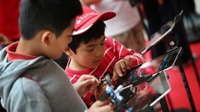 Conoce las mejores aplicaciones para incrementar el aprendizaje y la diversión de tus hijos
