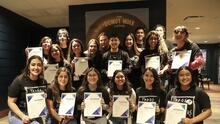 At a historic concert, Maná, alongside the Univision Foundation and the Selva Negra Foundation, presents the winners of scholarship for young U.S. students