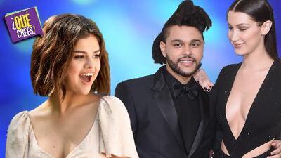 Coincidencia desafortunada: The Weeknd vuelve con Bella Hadid (¿y Selena qué?)