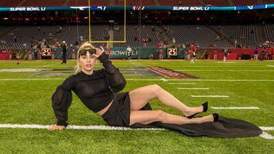 #GoodluckGaga: estos famosos apoyan a Lady Gaga en el Super Bowl LI