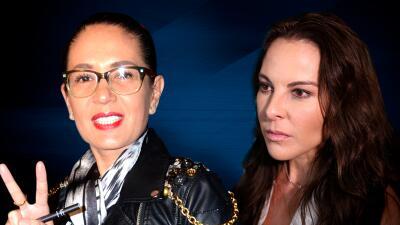 """""""Yo la consideraba mi amiga"""": Yolanda Andrade revela que ya no habla con Kate del Castillo"""