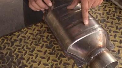 Preocupación entre residentes de Santa Ana por ola de robos de catalizadores de automóvil