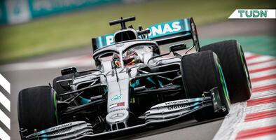 Lewis Hamilton se llevó la segunda práctica del GP de Estados Unidos
