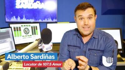 """Alberto Sardiñas: """"El día que cambié un pañal, fui papá"""""""