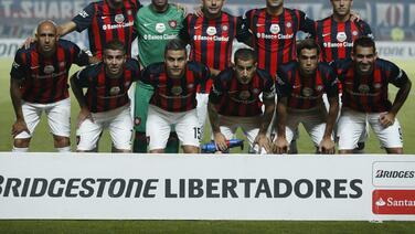 San Lorenzo ganó de forma agónica y toma provisionalmente el liderato