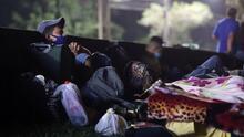 Una nueva caravana de migrantes se alista para salir de Honduras rumbo a EEUU