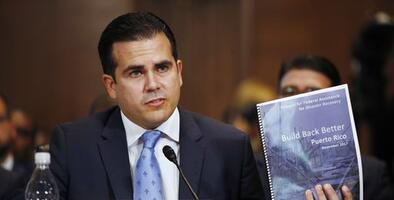 """PFEI pide más días para presentar informe sobre el chat """"Los Brothers"""" del exgobernador Ricardo Rosselló"""
