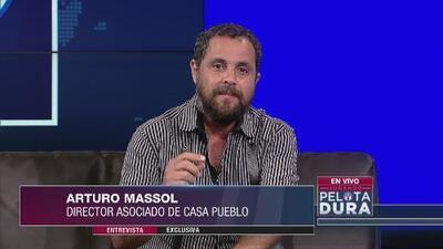 Arturo Massol denuncia irregularidades al ser arrestado