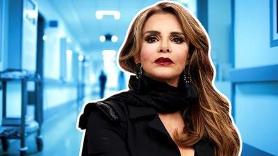 El hijo de Lucía Méndez aclara si la actriz fue hospitalizada por una cirugía estética, como se ha rumorado
