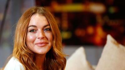 Lindsay Lohan regresa a Instagram posando con el Presidente de Turquía