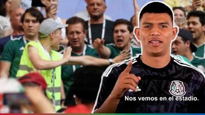 #FueraDelJuego y sin México en el mundial: la selección lucha por evitar el grito de 'P*to'
