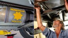 Estos negocios en Roseville estampan gratis el catalizador de tu auto para prevenir su robo