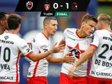 Omar Govea pone asistencia y su equipo triunfa en Bélgica
