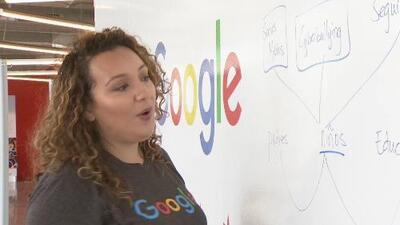 La latina que creó un juego para Google que pretende formar usuarios digitales responsables
