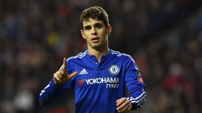Oscar rechazó una oferta de 75 millones de euros de la Superliga china