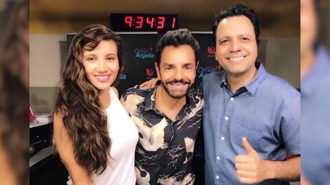 """Eugenio Derbéz le llevó """"tacos de Clembuterol"""" a Canelo para no competir por la audiencia mexicana el 5 de mayo"""