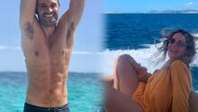 Besos en la boca y bajo el sol: destapan supuesto romance entre Camila Sodi e Iván Sánchez