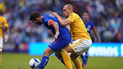 Cómo ver Tigres vs. Cruz Azul en vivo, por la Liga MX 19 enero 2019