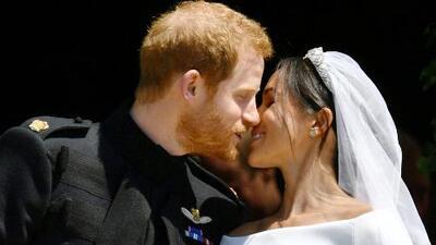 La boda del príncipe Harry con Meghan Markle: el matrimonio de la realeza británica con la gente real