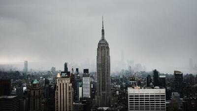 A Nueva York le espera un sábado con algunas tormentas y cielos mayormente nublados