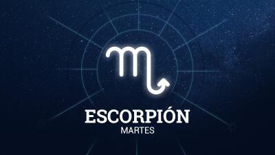 Escorpión – Martes 18 de junio de 2019: un sextil planetario que llega con sorpresas económicas gratas
