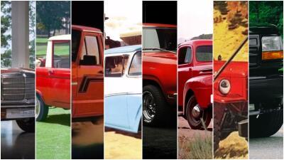 Las mejores camionetas pickups de todos los tiempos