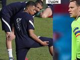 UEFA investiga posible racismo en Hungría contra Mbappé y Benzema
