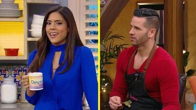#DAEnUnMinuto: Descubrimos el defecto del chef y cacharon a Francisca muy atenta con El Dasa