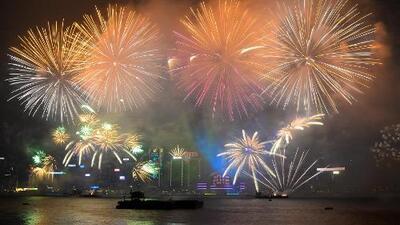 Así fue la bienvenida del 2019 en Australia, Japón, Corea del Norte, Hong Kong y Dubai